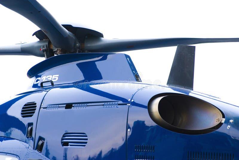 详细资料直升机 免版税库存照片