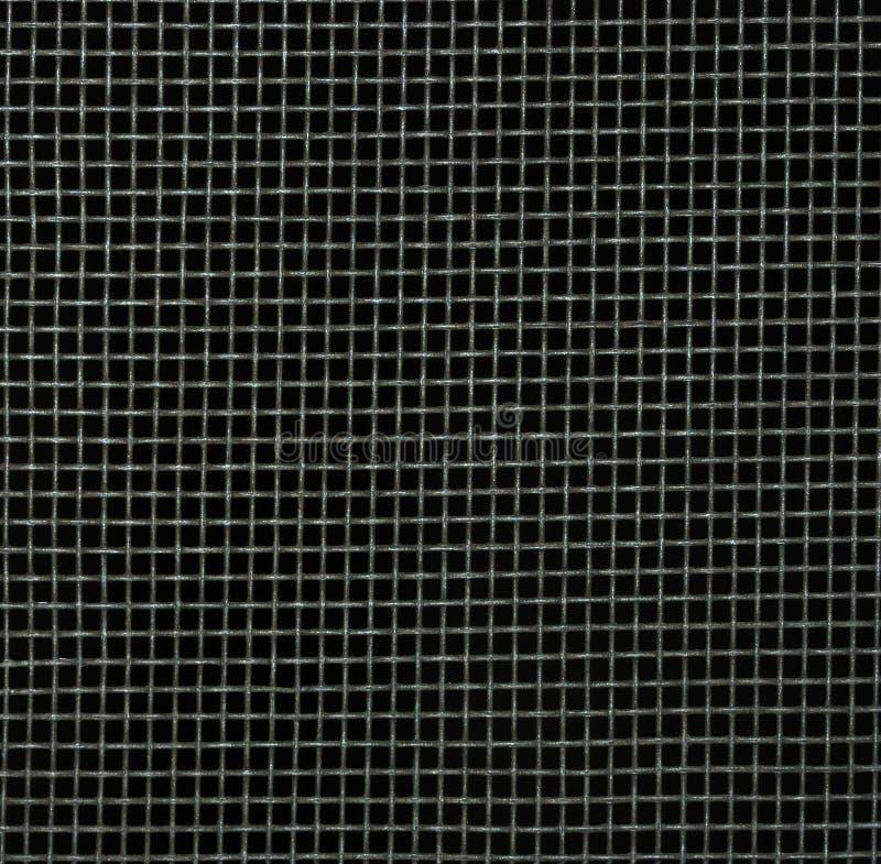 详细资料门模式屏幕 图库摄影