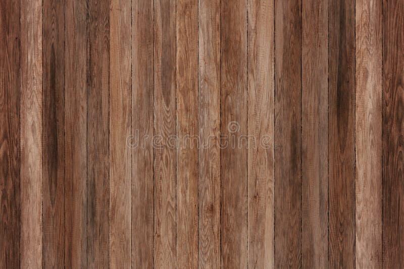 详述木巨大grunge面板的纹理 板条背景 老墙壁木葡萄酒地板 免版税库存图片