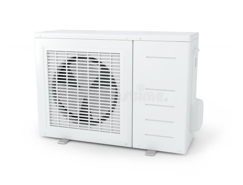 调节剂空气 库存例证