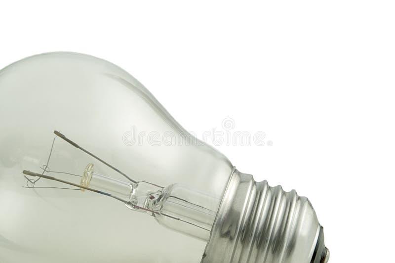 说谎的电灯泡 免版税库存图片