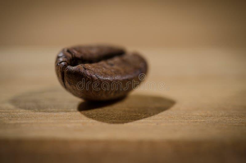 豆接近的咖啡 库存图片