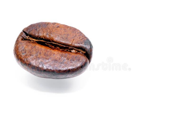 豆无奶咖啡 免版税图库摄影