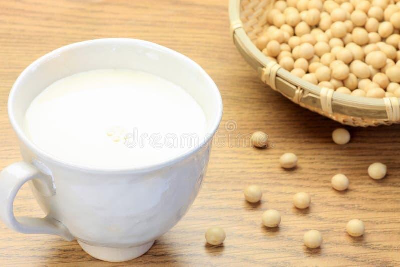 豆浆 免版税图库摄影