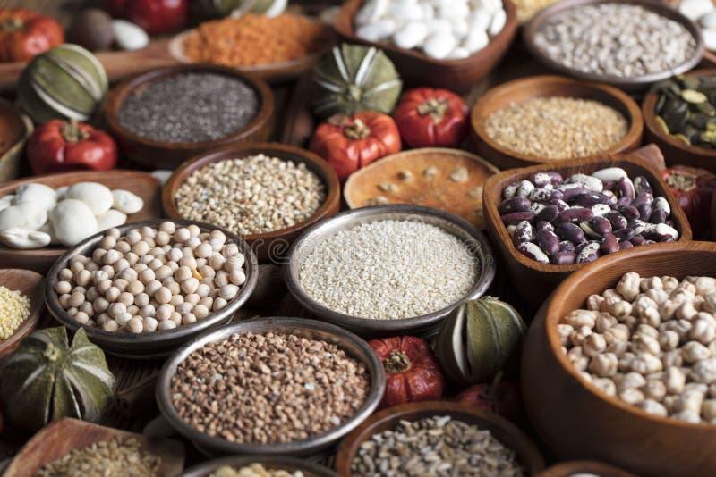 豆类蔬菜 免版税库存图片