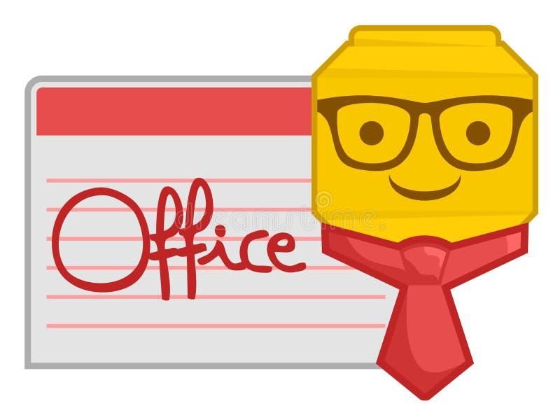 Download 象办公室 向量例证. 插画 包括有 管理, 字符, 可笑, 秘书, 玩偶, 例证, 商业, 机柜, 象征 - 30338085