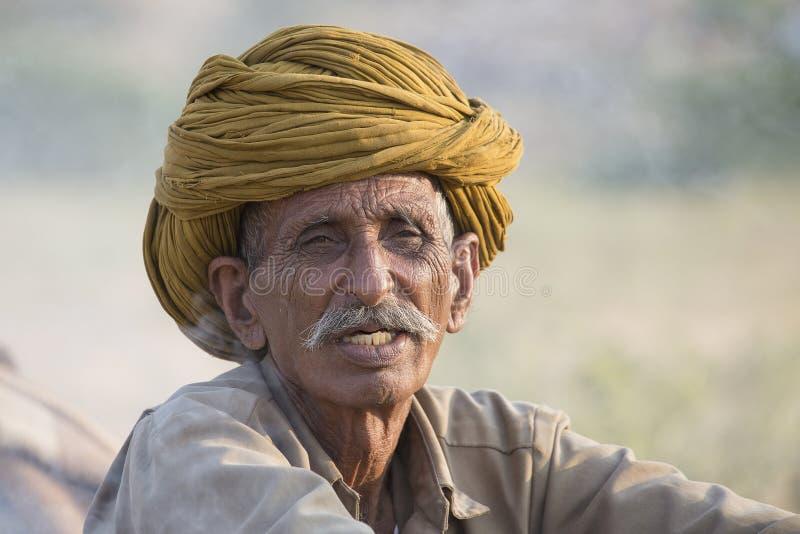 Download 画象印地安人在普斯赫卡尔 印度 图库摄影片. 图片 包括有 browne, 种族, 沙漠, 题头, 年龄 - 68841867
