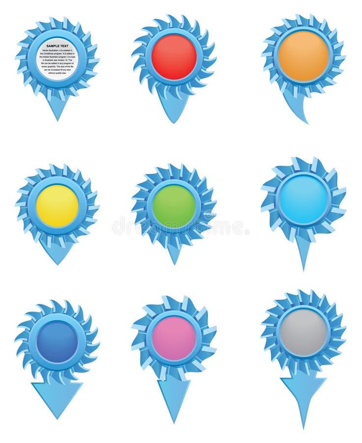 Download 象和尖 库存例证. 插画 包括有 全球, 指针, 营销, 符号, 图标, 映射, 钞票, 商业, 来回, 框架 - 62532130