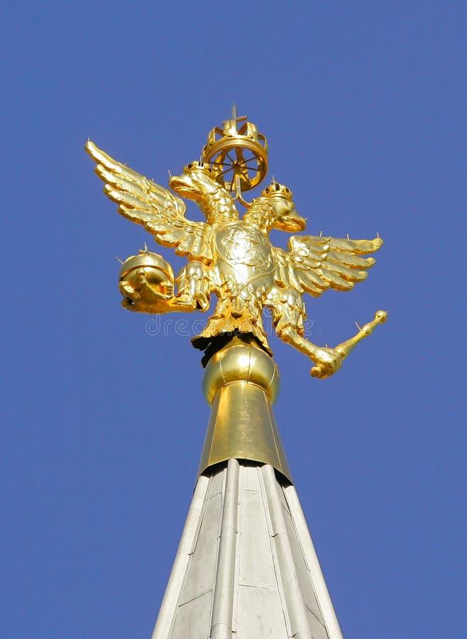 象征国民俄国 图库摄影
