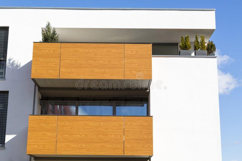 豪华公寓,新的家 免版税库存图片
