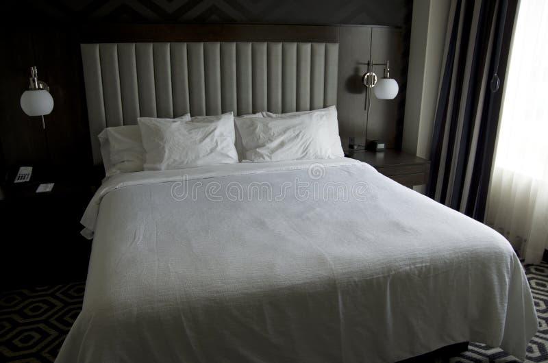 豪华旅馆客房 图库摄影