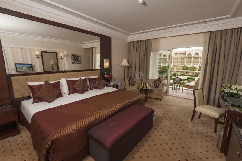 豪华旅馆空间 免版税库存图片