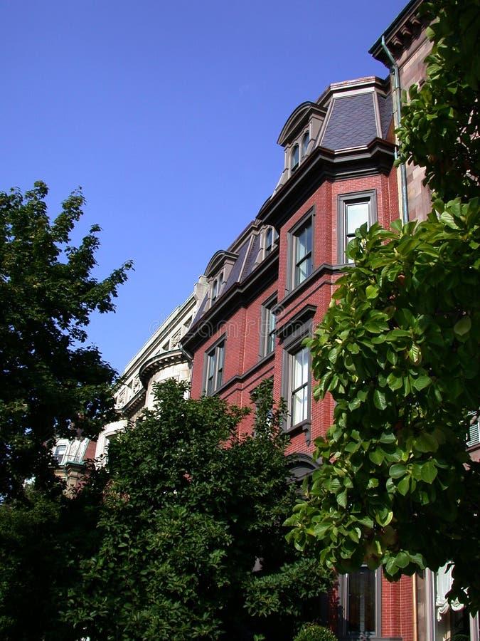 豪华的公寓 免版税库存图片