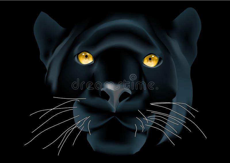 豹表面 皇族释放例证