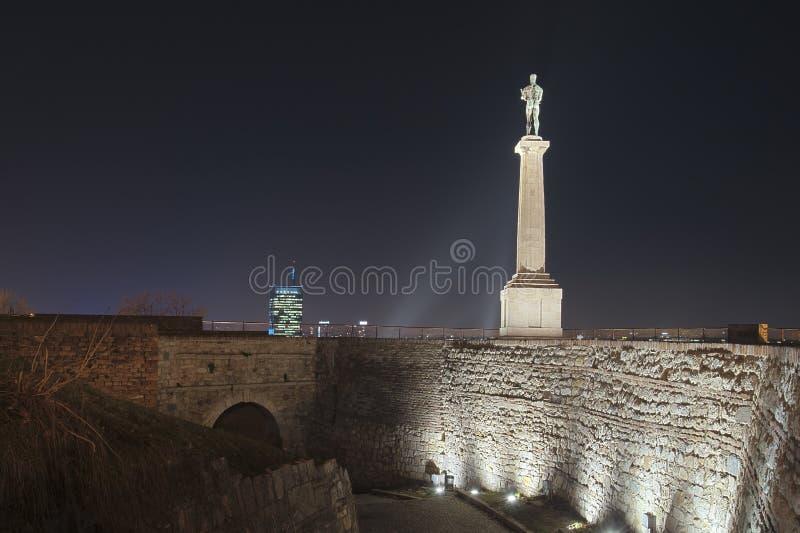 贝尔格莱德,塞尔维亚 免版税库存图片