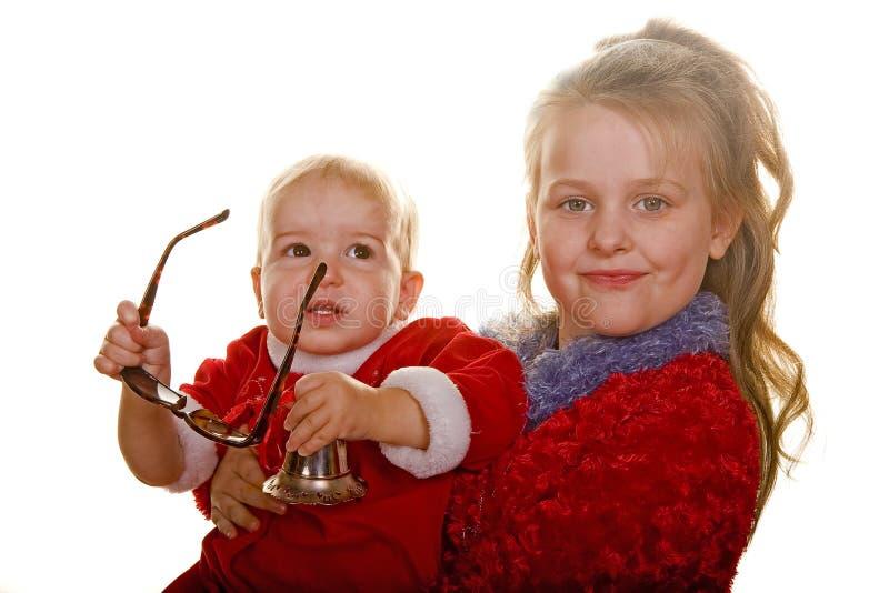 贝比贝尔实验室女孩藏品太阳镜 免版税库存图片