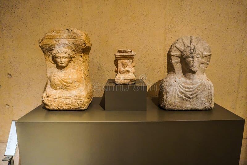 贝鲁特国家博物馆16 图库摄影