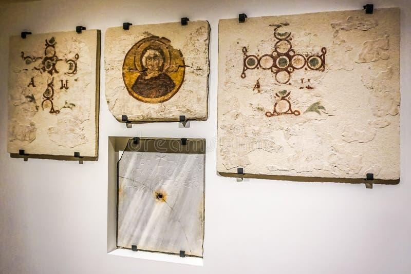 贝鲁特国家博物馆23 库存图片