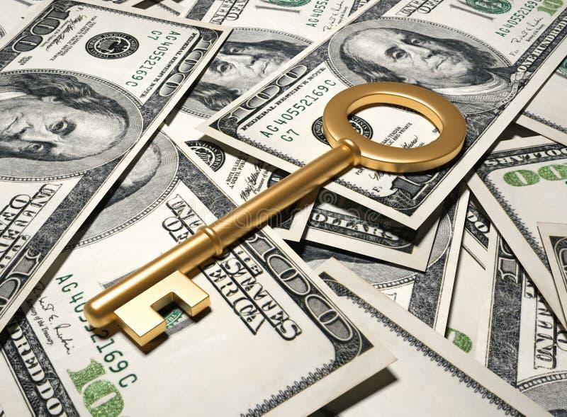 财务关键字 向量例证