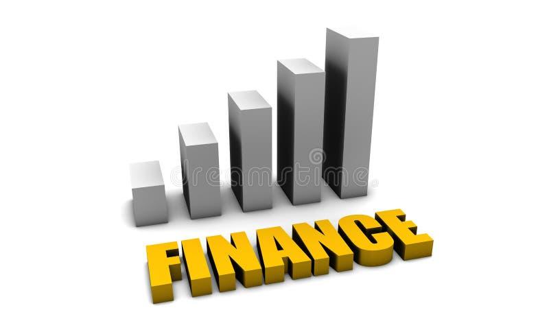财务 向量例证