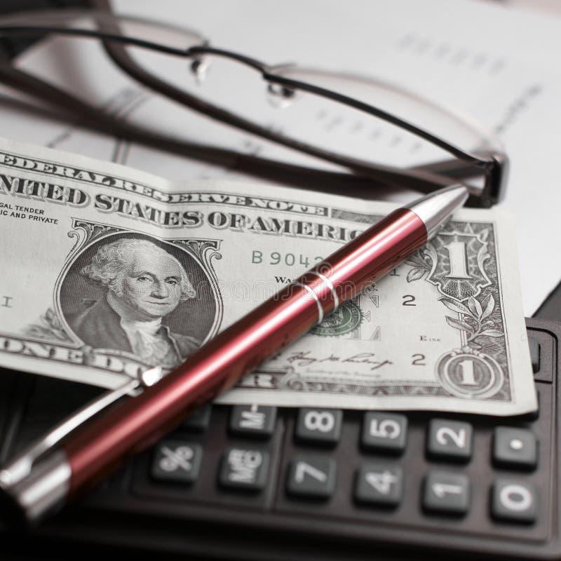 财务 免版税图库摄影