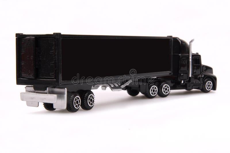 责任重型卡车 免版税库存照片