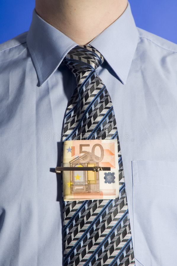 货币关系附加 免版税图库摄影