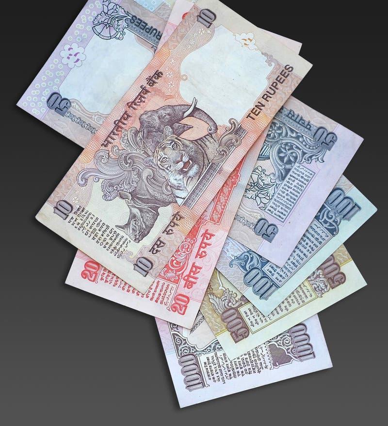 货币印地安人 图库摄影