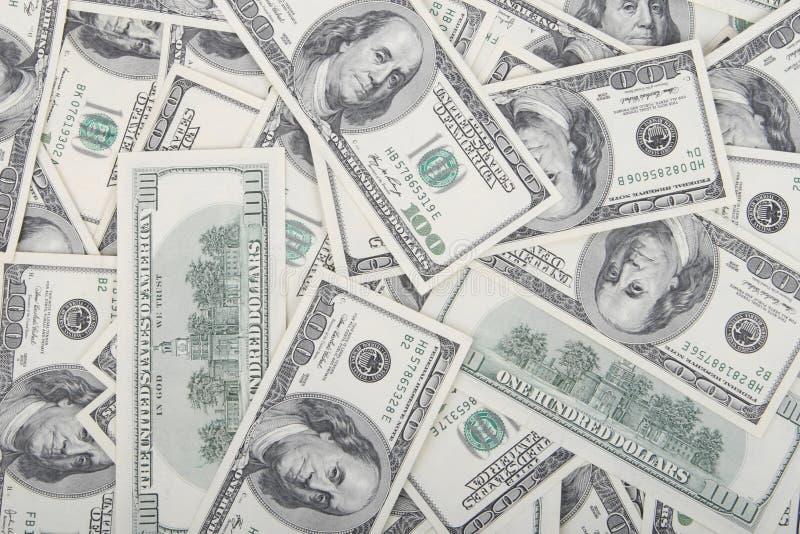货币我们 免版税库存图片