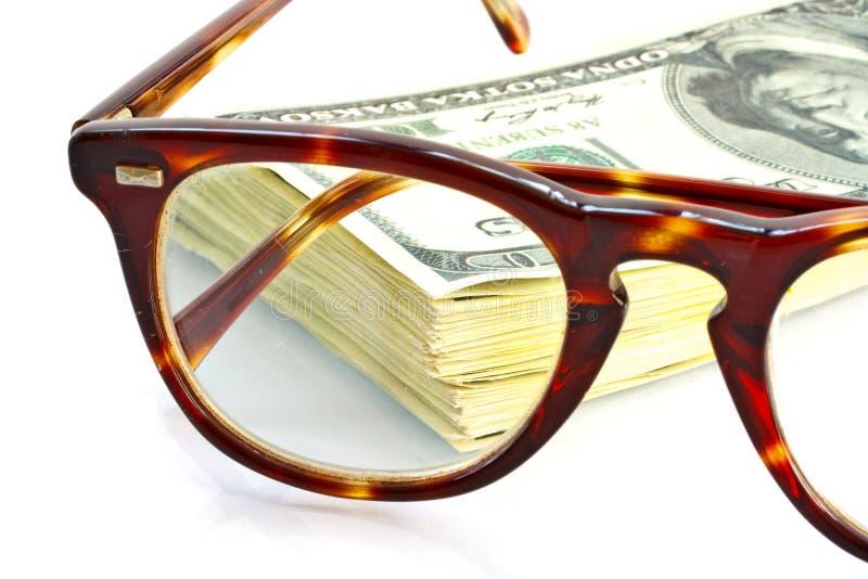 货币点 免版税库存图片