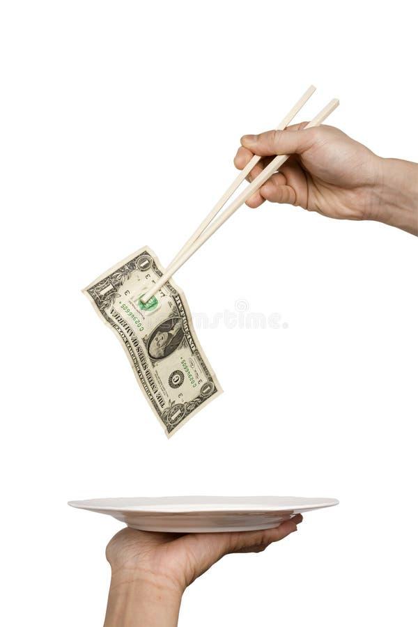 货币税务 免版税库存图片