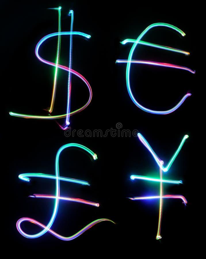 货币美元 库存照片