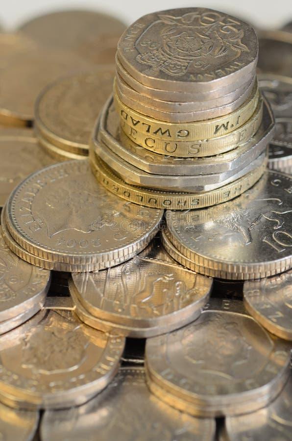 货币英国 图库摄影