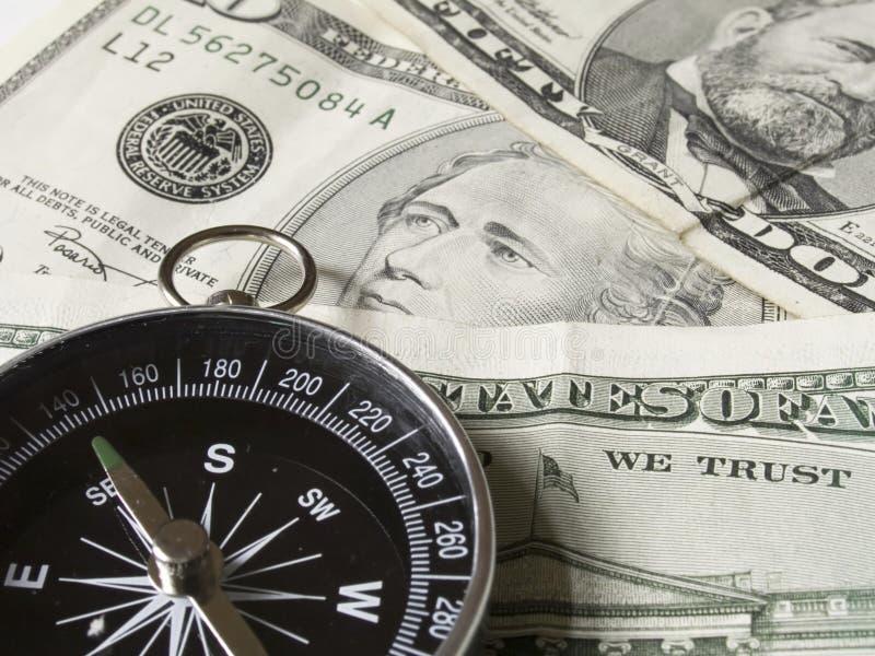 货币,货币,货币… 免版税图库摄影
