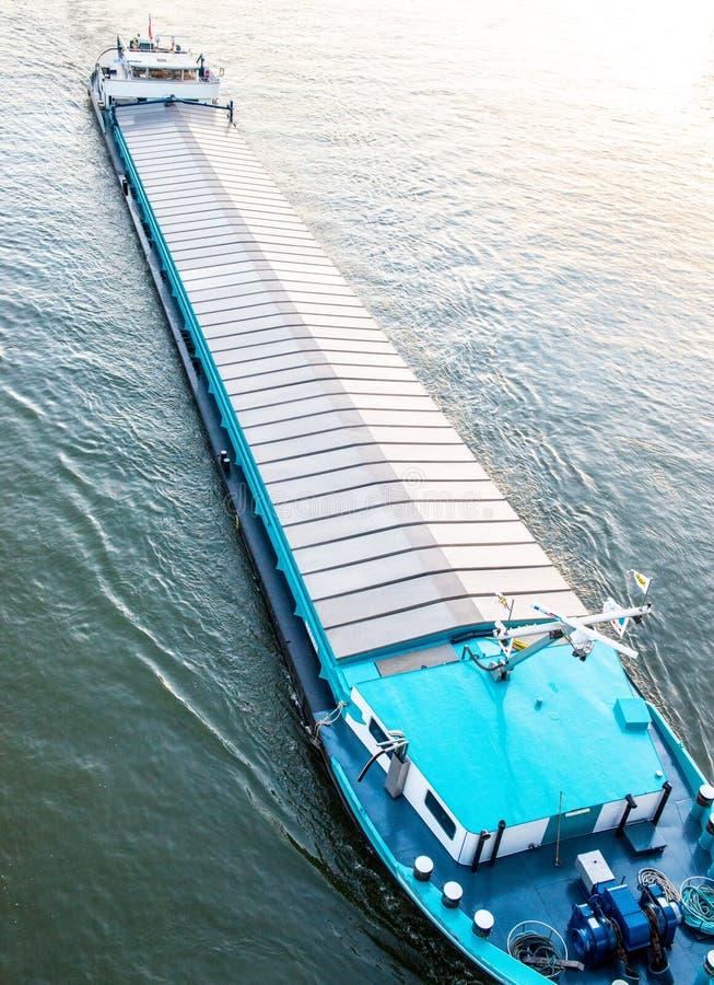 货船运输 库存图片
