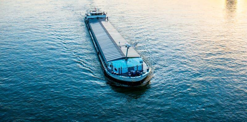 货船运输 免版税图库摄影
