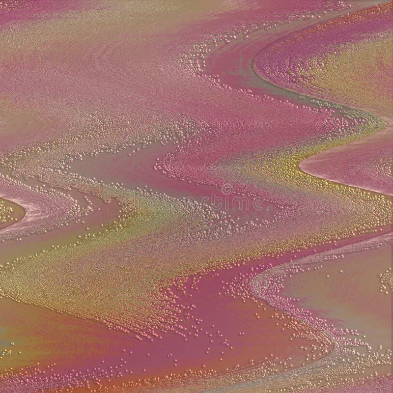 质感粗糙的板料 在淡色背景驱散的沙子微粒 免版税图库摄影