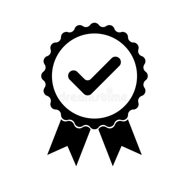 质量生产标志 比赛标志 皇族释放例证
