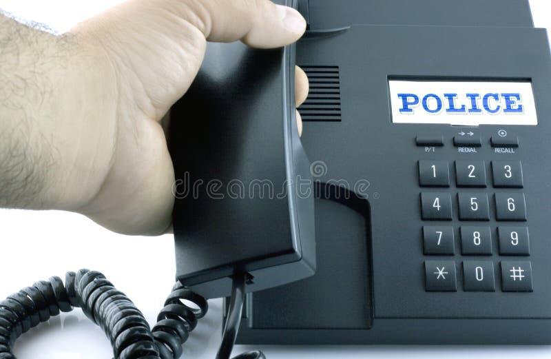 购买权紧急电话 免版税库存照片