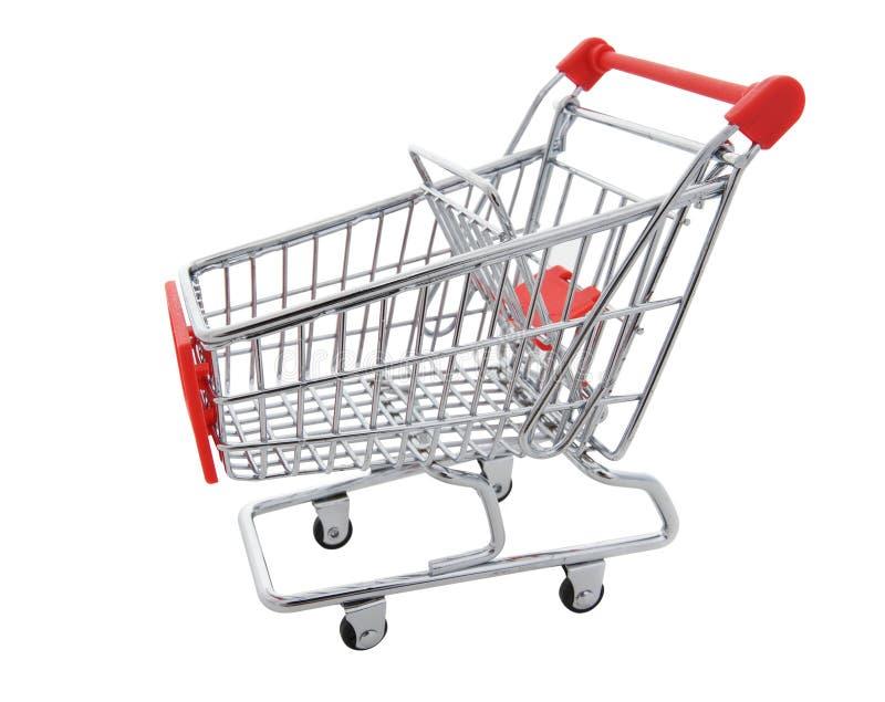 购物车购物 库存图片