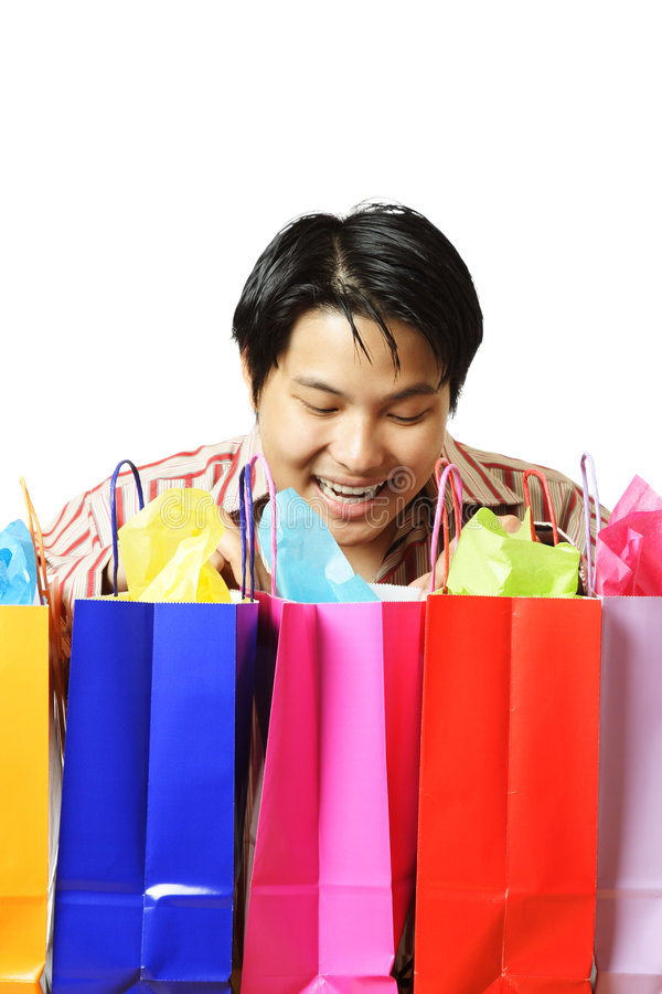 购物 免版税库存图片