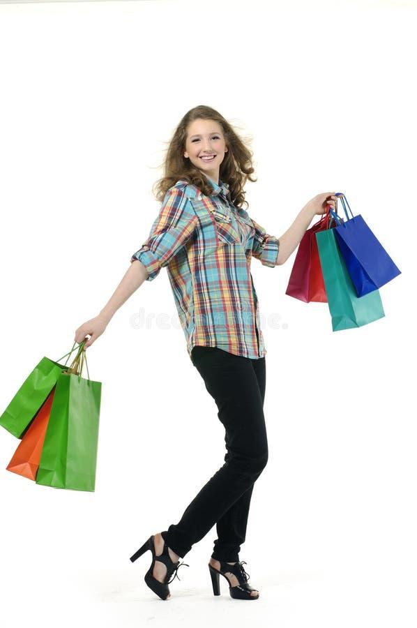 购物 库存照片