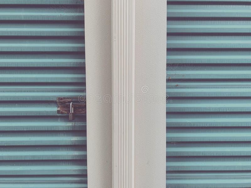 贮存货柜 免版税库存照片