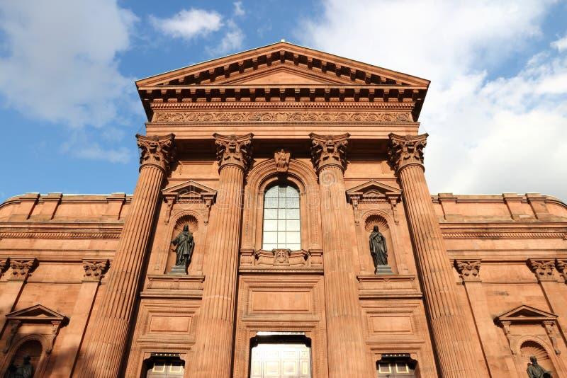 费城市地标 免版税库存照片