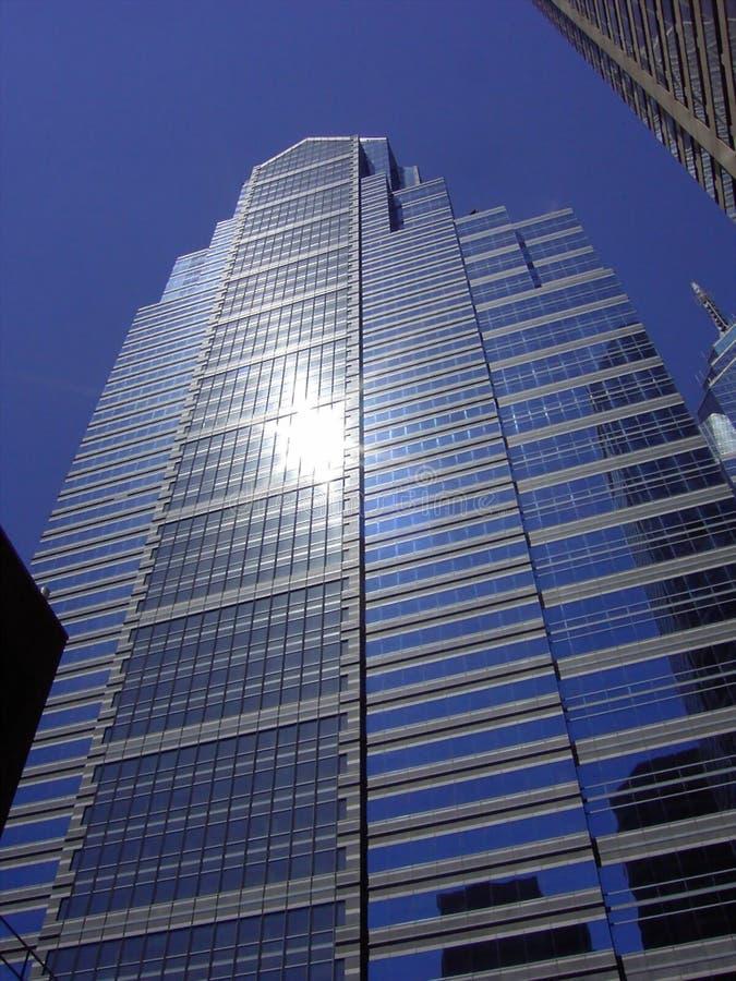 费城摩天大楼 免版税库存照片