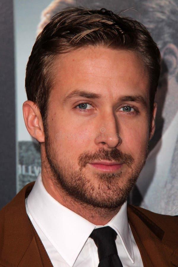 赖安GOSLING,赖安Gosling 免版税图库摄影
