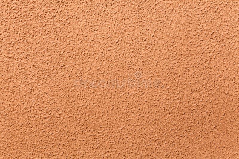 赤土陶器被绘的灰泥墙壁 免版税库存照片