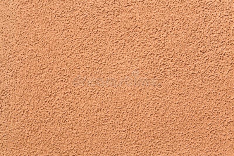 赤土陶器被绘的灰泥墙壁 库存图片