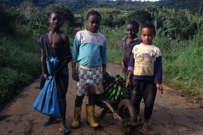 赤道几内亚moca 免版税库存图片