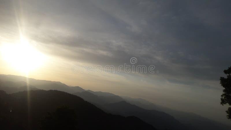 赫尔德瓦尔印度 免版税库存照片